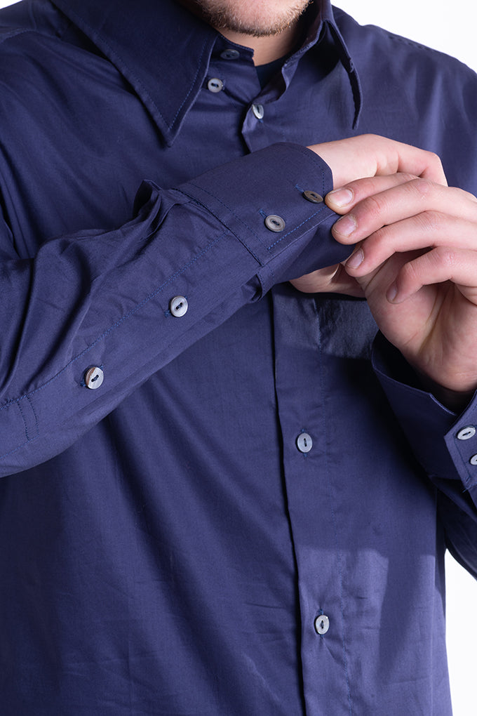 Premium Tab Collar Shirt