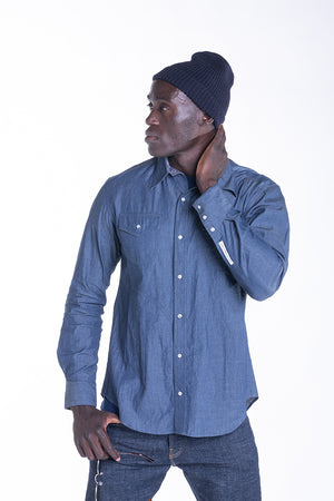 Rider Denim Shirt
