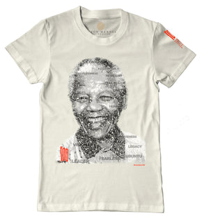 Official Mandela Day T Shirt
