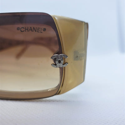 Chanel Sunglasses with Crystals