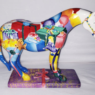 "2006 ""Gift Horse"" from Trail of Painted Ponies #12225"