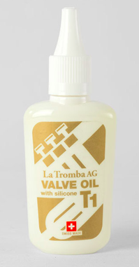 La Tromba T1 Valve Oil with Silicone – 63 ml