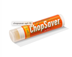 Chopsaver Original SPF15 Lip Care