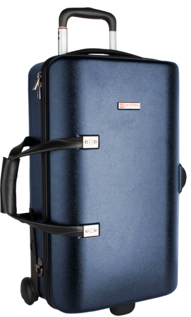 PROTEC Single / Double / Triple Trumpet Wheelie Case