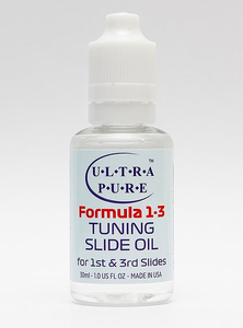 "ULTRA PURE ""Formula 1-3"" Tuning Slide OIl"