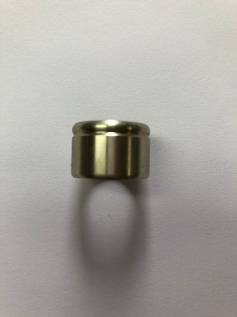 Solder on BiThread Conversion Nut - Conn 8H/88H
