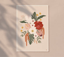 Load image into Gallery viewer, Floral Installation Print A3