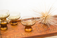 Load image into Gallery viewer, Vintage NZ madeKaaru honeygold glasses
