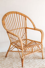 Load image into Gallery viewer, Vintage Cane Chair