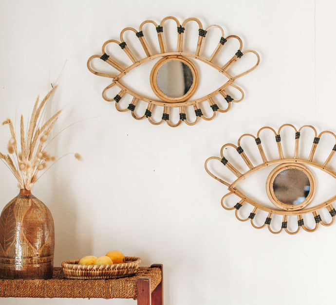 Cane Eye Mirror - NEW