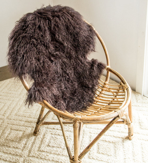 Tibetan Sheepskin Cocoa - NEW