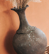 Load image into Gallery viewer, Boho rustic pottery vase