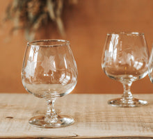 Load image into Gallery viewer, Vintage Brandy Glasses - Set of 4
