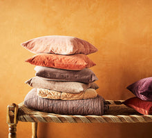 Load image into Gallery viewer, Bohemian Cotton velvet cushion