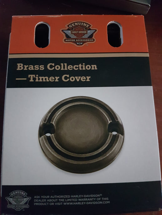 BRASS TIMER COVER