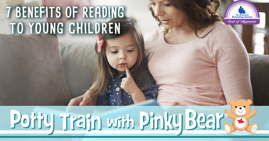 7 Benefits of Reading to Young Children