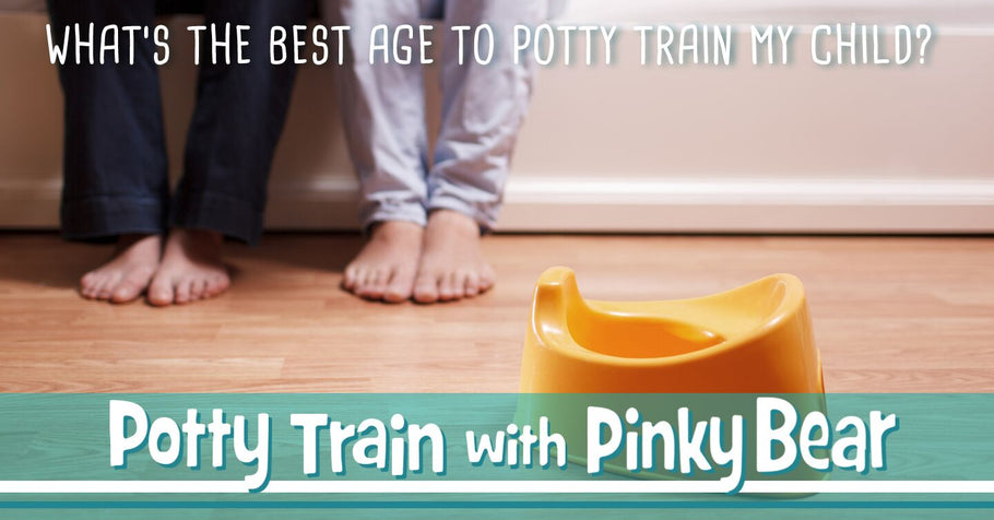 What Is the Best Age to Potty Train My Child?