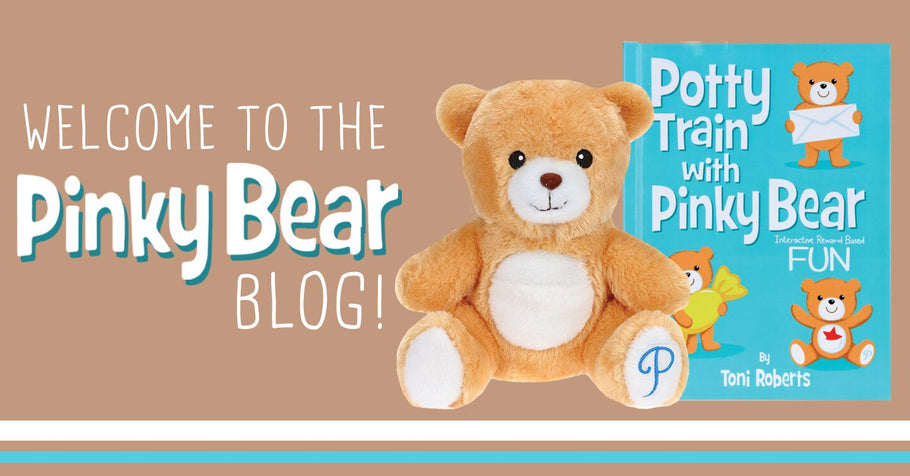 Welcome to the Pinky Bear Blog