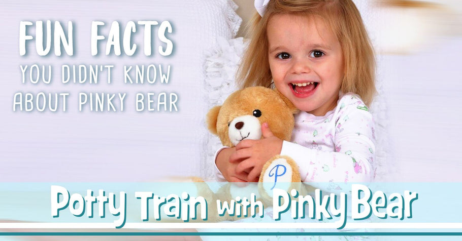 6 Fun Facts About Pinky Bear