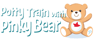 Potty Train With Pinky Bear