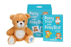 potty training easy reward method