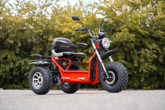BOOMERBEAST MOBILITY SCOOTER (OFF ROAD)