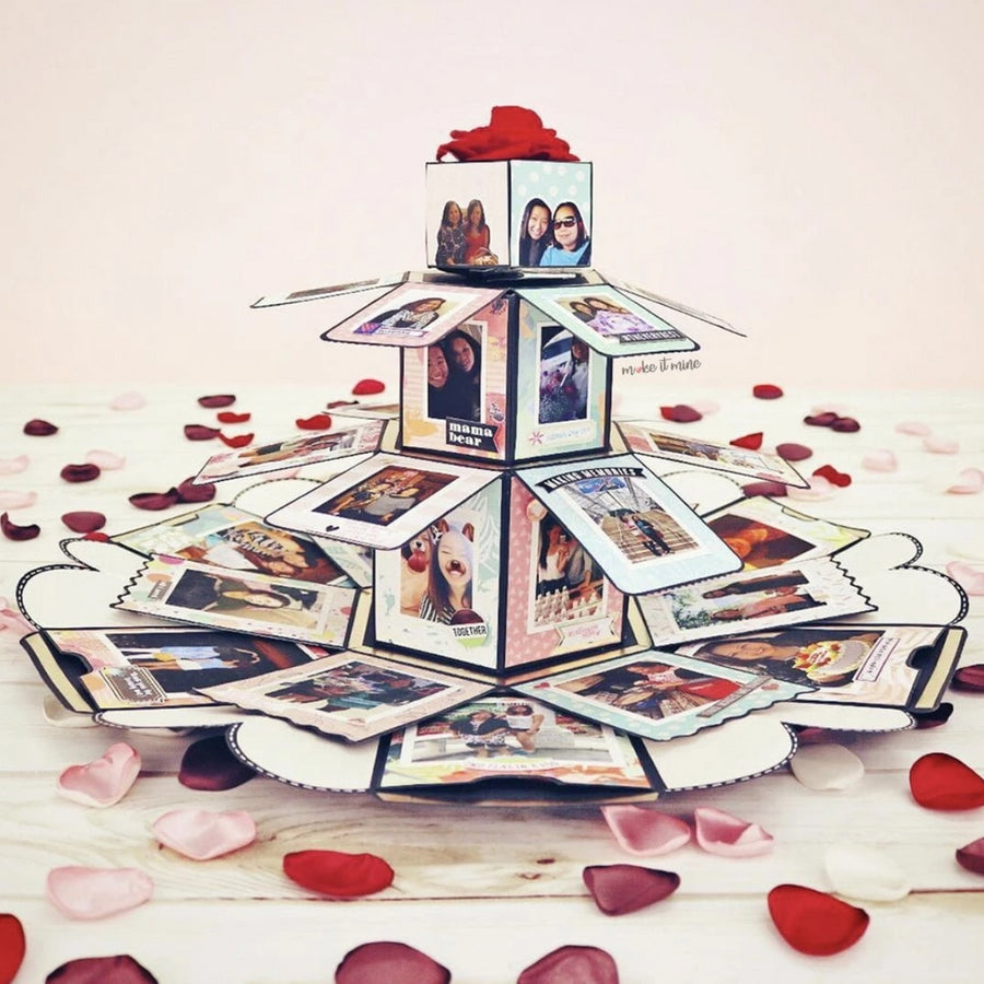 Make It Mine™ Official Retailer - Customizable Tower Love Note