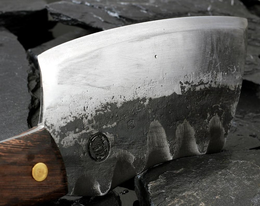 Kyouryuu Forged Cleaver Knife - Official Retailer-Be Healthy Be Loved