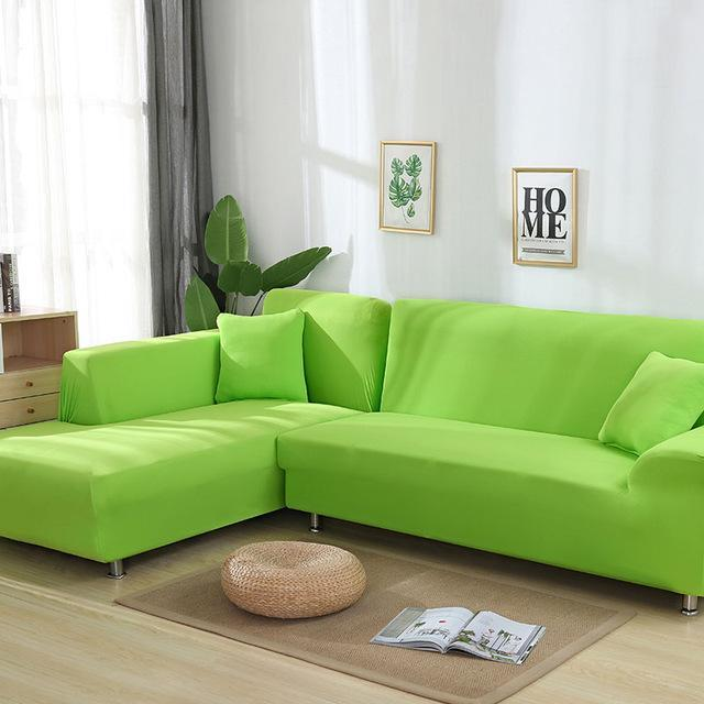 Original MiracleSofa™ Official Retailer - Single Color Universal Sofa & Cushion Cover-Be Healthy Be Loved