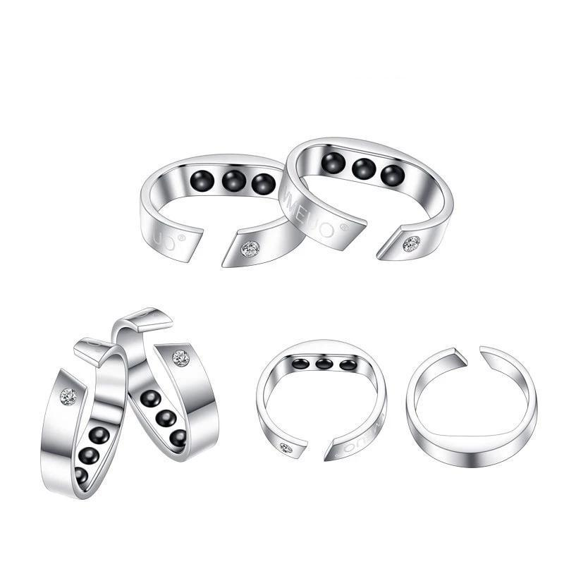 Titanium Anti-Snoring Ring-Be Healthy Be Loved
