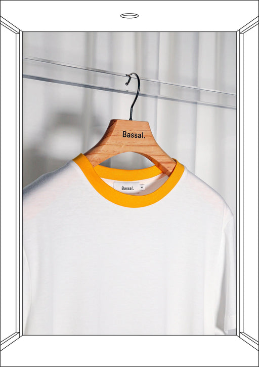 Yellow Collar T-Shirt