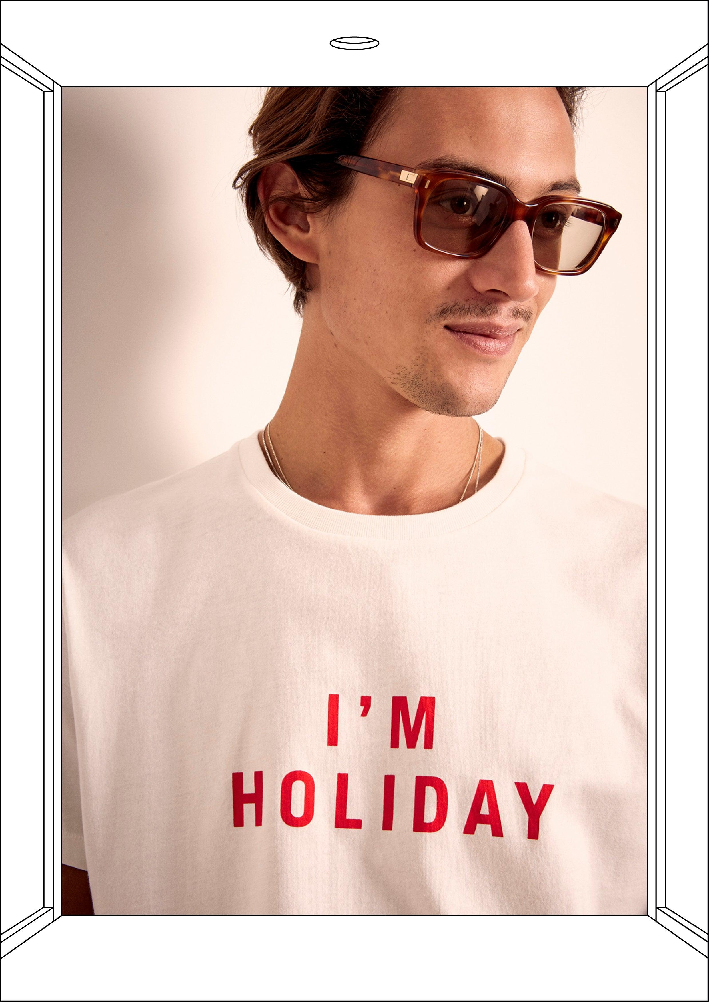 I'm Holiday T-Shirt