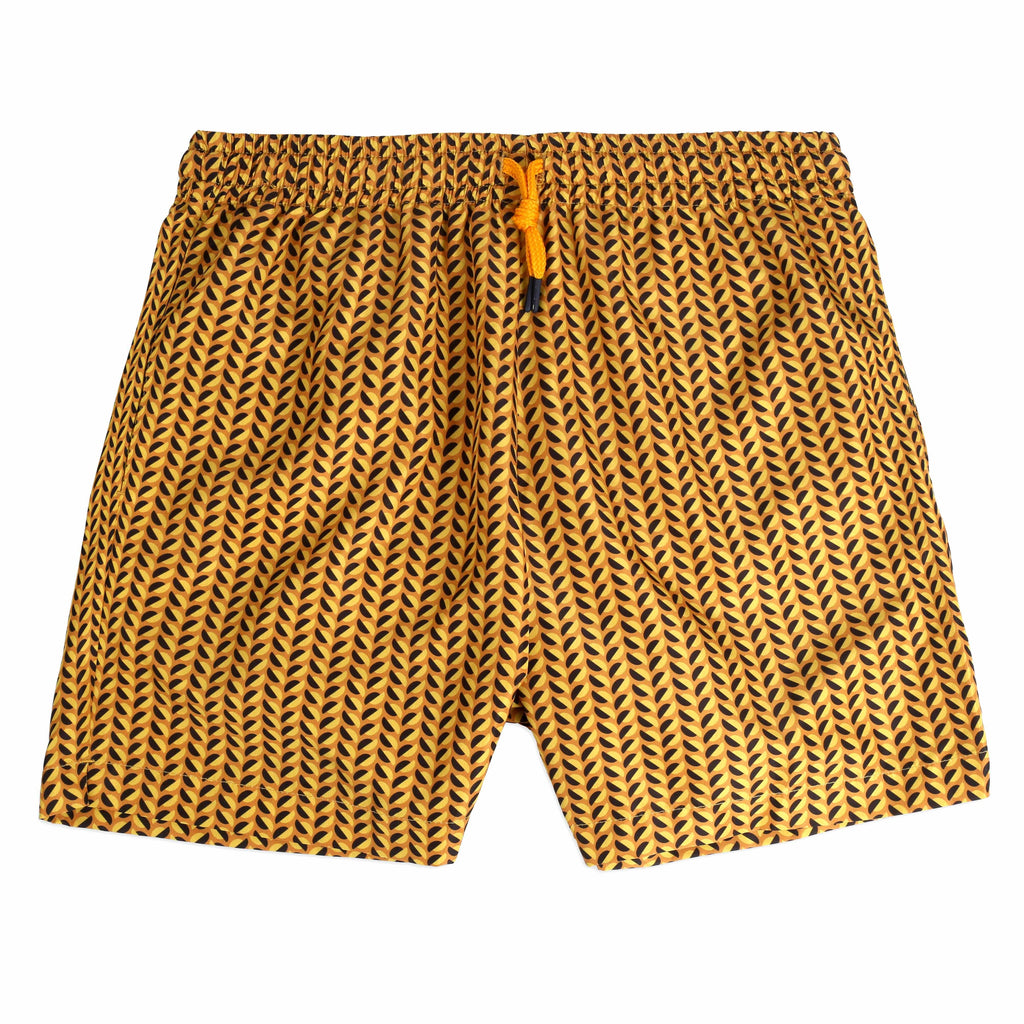 Clams yellow Swimwear