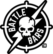 Battle Bars Logo Sticker Battle Bars