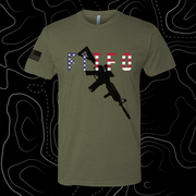 Unisex FITFO Short Sleeve w/ Rifle