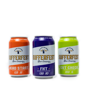 Photo of Sufferfest Mixed 6-Pack *CA ONLY*
