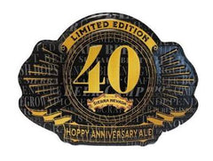 40th Anniversary Metal Tacker