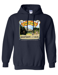 Bigfoot Hooded Sweatshirt