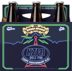 KZFR Anniversary Ale 12-Pack *CA ONLY*