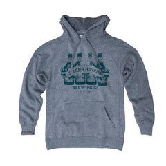 Bottle Line Up Hooded Sweatshirt