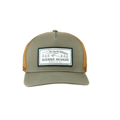 Trucker Hat Olive/Copper