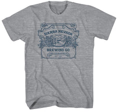 Handcrafted T-Shirt Heathered Grey