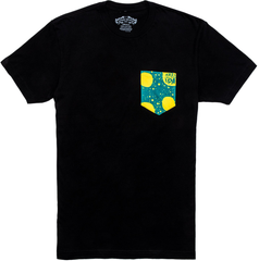 Hazy Little Thing Pocket T-Shirt Black