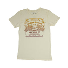 Women's Handcrafted T-Shirt White