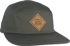Diamond Patch Green Camper Hat