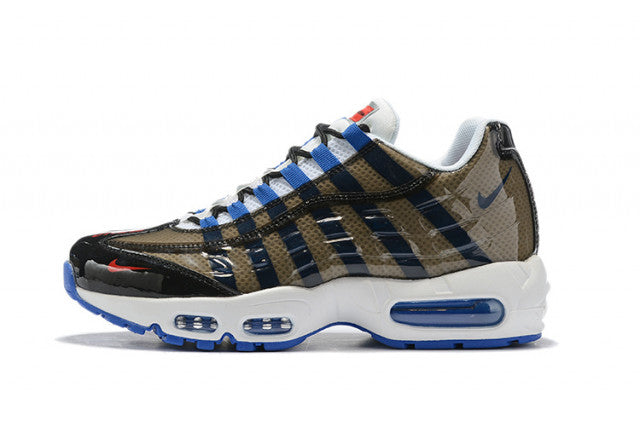 Nike Air Max 95 Black Blue White Be True Shop