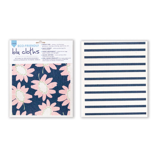 Callie Blu Cloth Set 2
