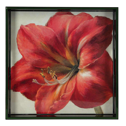 "Amaryllis 15"" Art Tray"