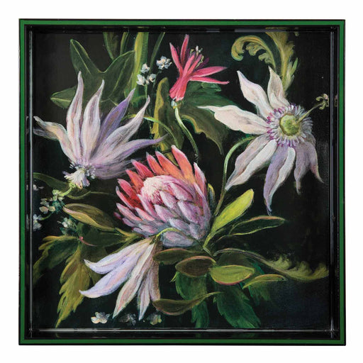 "Protea 15"" Art Tray"