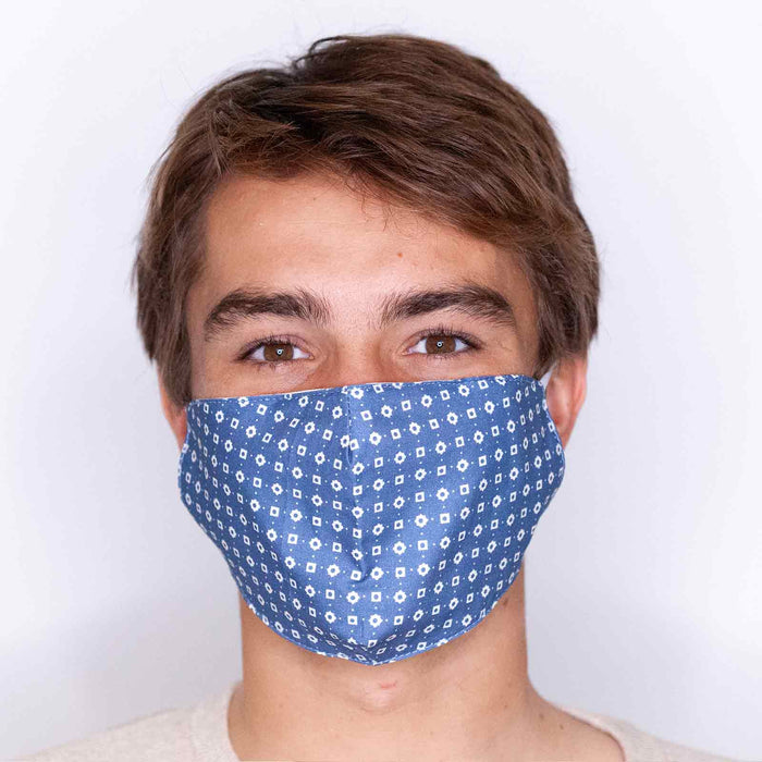 Mason Reusable Cotton Men's Mask